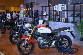 ALL NEW YAMAHA XSR155