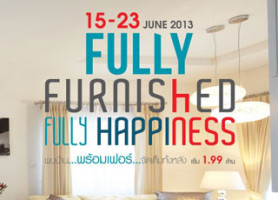 FULLY Furnished FULLY Happiness