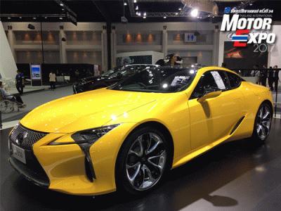 รถสวย รถแต่ง รถพลังงานไฟฟ้า รถแปลกสุดเท่ ใน Motor Expo 2017