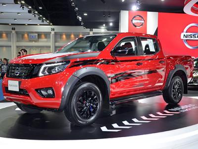 Nissan โชว์รถยนต์นวัตกรรมเด่น พร้อมรุ่นพิเศษใน Motor Show 2017