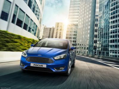 Ford เตรียมเปิดตัว Focus ใหม่ พลังอีโคบูสต์เทอร์โบ ในมอเตอร์โชว์ 2016