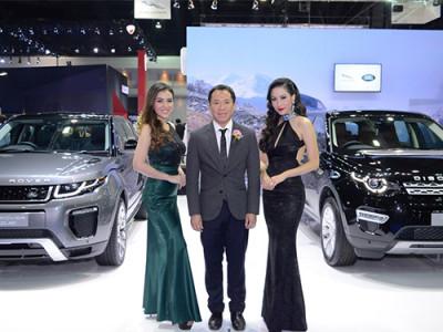 Jaguar - Land Rover โชว์ 4 รุ่นสุดหรูในมอเตอร์โชว์ 2016