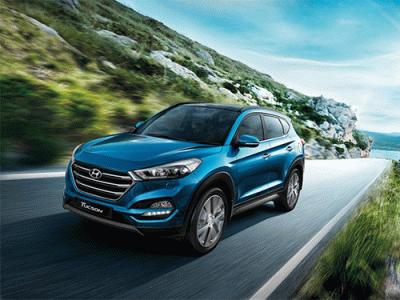 Hyundai เผยโฉม H-1 รุ่นพิเศษ และ Tucson ใหม่ ใน MOTOR EXPO 2016