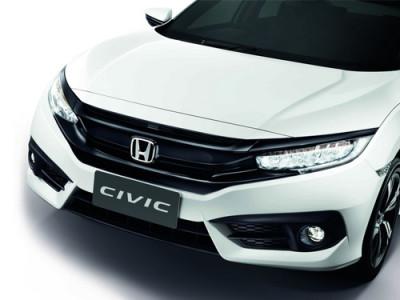 Honda Civic ใหม่ มาตรฐานใหม่แห่งยนตรกรรมพรีเมียมสปอร์ตซีดาน