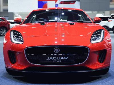 Jaguar F-Type ใหม่ เครื่องยนต์ 2.0 L เปิดตัวและวางจำหน่ายครั้งแรกในมอเตอร์โชว์ 2018