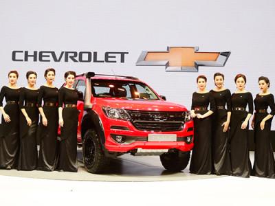 ชมบูธ Chevrolet โชว์เทคโนโลยีเด่น ตอบสนองทุกไลฟ์สไตล์ใน Motor Expo 2016