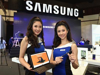ซัมซุง เปิดตัว Galaxy Watch และ Galaxy Tab S4 อย่างเป็นทางการ ในงาน Thailand Mobile Expo 2018