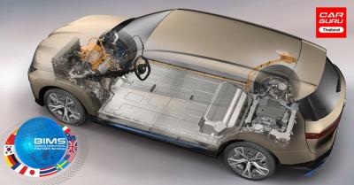 รถยนต์ไฟฟ้า EV มาใหม่!...พร้อมโชว์ตัวในงานมอเตอร์โชว์ 2021