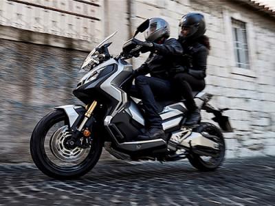Honda X-ADV สกู๊ตเตอร์ครอสโอเวอร์ใหม่ เปิดตัวใน Motor Show 2017