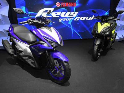 Yamaha เปิดตัว Yamaha AEROX 155 และ Yamaha XSR900 ในงาน Motor Expo 2016 พร้อมโปรโมชั่นเด็ด!