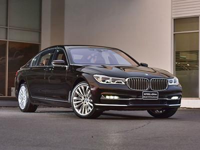 BMW เปิดตัว BMW ซีรีส์ 7 โฉมใหม่ 2 รุ่นพร้อมเทคโนโลยี iPerformance และ M Performance