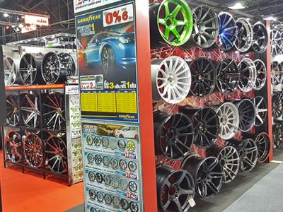 รวมร้านค้าอุปกรณ์ตกแต่งรถสุดชิค ใน Motor Expo 2016