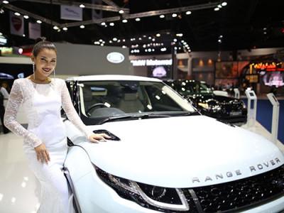 อินช์เคป บุกมอเตอร์โชว์ 2017 ส่ง Jaguar-Land Rover 4 รุ่น ชิงแชร์ตลาดรถหรู