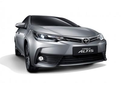 Toyota Corolla Altis ใหม่ ปรับโฉมสดใหม่ยิ่งขึ้น เตรียมโชว์ตัวใน Motor Expo 2016