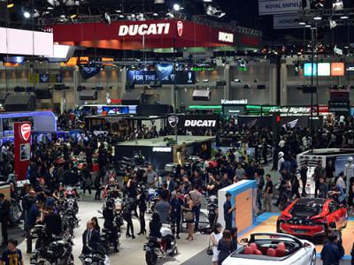 สรุปยอดขายรถมอเตอร์ไซค์ และบิ๊กไบค์ ในงาน Motor Expo 2016