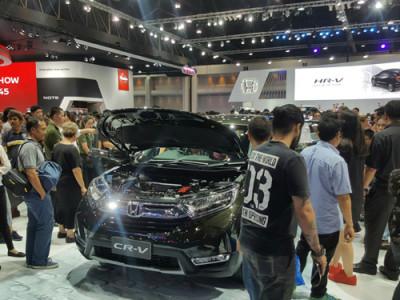 รวมสุดยอดรถยนต์ที่ได้รับความสนใจมากที่สุดใน Motor Show 2017