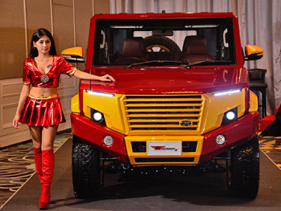 Thairung Transformer II พลัง Super Hero!