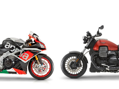 Aprilia & Moto Guzzi พร้อมโชว์ตัวใน Motor Expo 2016