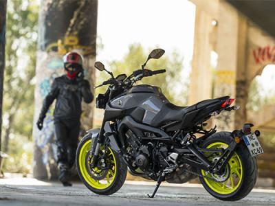 Yamaha MT-09 ปี 2017 สมบูรณ์แบบยิ่งขึ้น พร้อมโชว์และจองในมอเตอร์โชว์ 2017