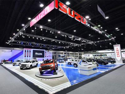 """อีซูซุจัดทัพ """"อีซูซุ บลูเพาเวอร์"""" ร่วมงาน Motor Expo 2016"""