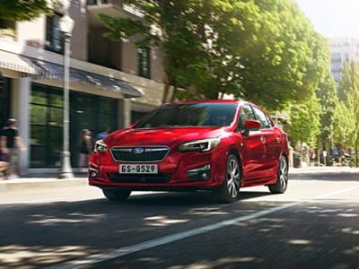 All-New Subaru Impreza 2017 พร้อมเผยโฉมใน Motor Show 2017