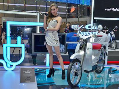 เช็คโปรโมชั่นมอเตอร์ไซค์สุดคุ้ม Motor Show 2017