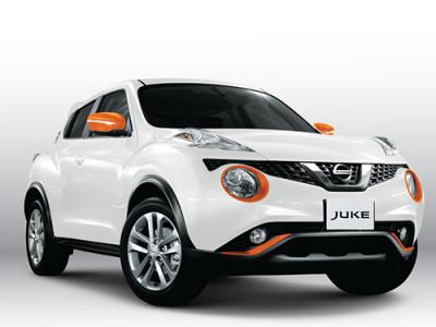 Nissan Juke Color Studio เพราะชีวิตเราเลือกได้