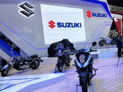 ซูซูกิ จัดทัพโชว์จักรยานยนต์รุ่นใหม่ พร้อมรุ่นยอดนิยมใน มอเตอร์โชว์ 2019