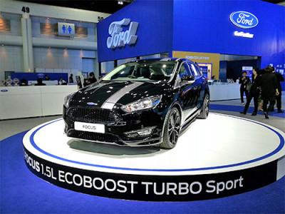 Ford มอบข้อเสนอสุดพิเศษในงานมอเตอร์โชว์ 2017
