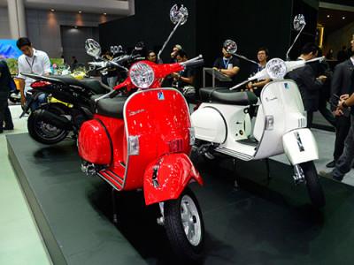 Vespa และ Piaggio มอบโปรโมชั่นและข้อเสนอสุดพิเศษในงาน Motor Expo 2016