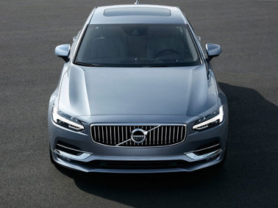 Volvo ยึดเวที Motor Expo เปิดตัว The New Volvo S90