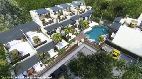 โอเอซิส การ์เด้น แอนด์ พูล วิลล่า 2(Oasis Garden & Pool Villa 2)