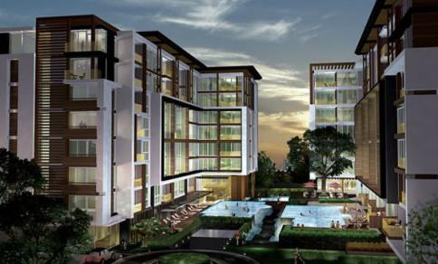 ดิ เออเบิน พัทยา ซิตี้ คอนโด (The Urban Pattaya City Condo)