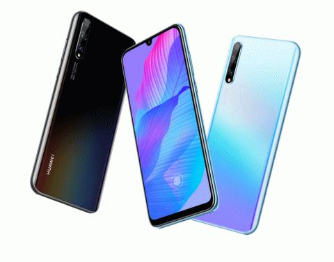 หัวเหว่ย Huawei Y8p