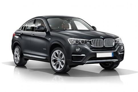 บีเอ็มดับเบิลยู BMW X4 xDrive20d M Sport ปี 2014