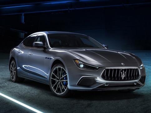 มาเซราติ Maserati Ghibli Hybrid ปี 2020