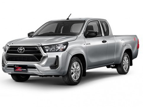 โตโยต้า Toyota-Revo Smart Cab Z-Edition 4x2 2.4 Mid AT MY2020-ปี 2020