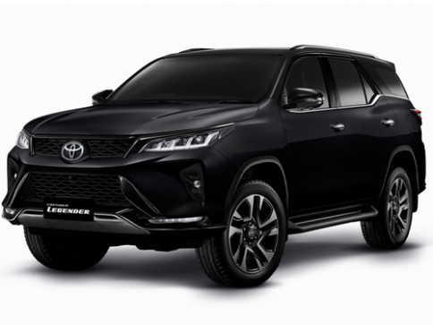 โตโยต้า Toyota-Fortuner 2.4 Legender AT MY2020-ปี 2020