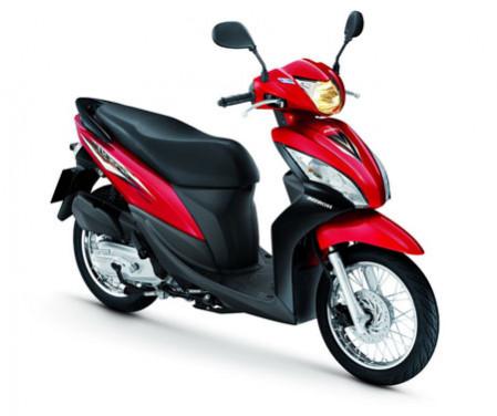 ฮอนด้า Honda Spacy i NSC110SFD(TH) ปี 2013