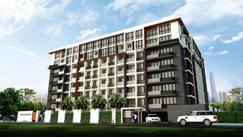 เจอาร์วาย คอนโดมิเนียม (JRY Condominium)