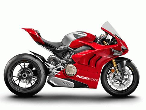 ดูคาติ Ducati Panigale V4 R ปี 2019