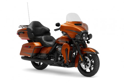 ฮาร์ลีย์-เดวิดสัน Harley-Davidson-Touring Ultra Limited-ปี 2020