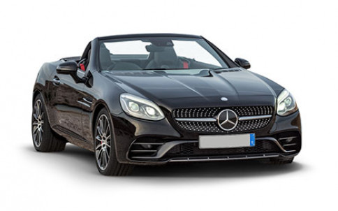 เมอร์เซเดส-เบนซ์ Mercedes-benz AMG SLC 43 ปี 2016