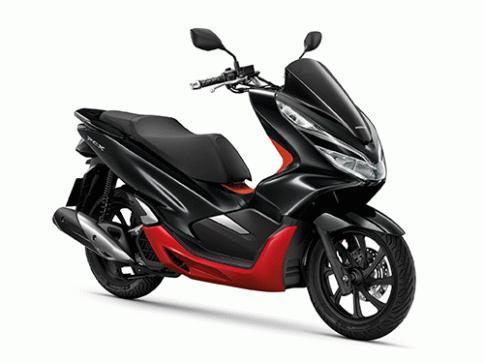 ฮอนด้า Honda PCX 150 2019 New Color ปี 2019