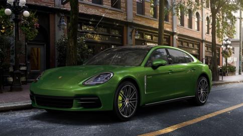 ปอร์เช่ Porsche Panamera 4 E-Hybrid executive ปี 2019