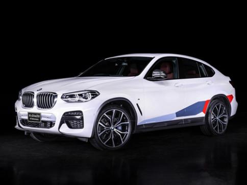 บีเอ็มดับเบิลยู BMW X4 xDrive20d M Sport X (M Performance Edition) ปี 2021