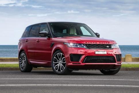 แลนด์โรเวอร์ Land Rover Range Rover Sport Plug-in Hybrid HSE Plus ปี 2019