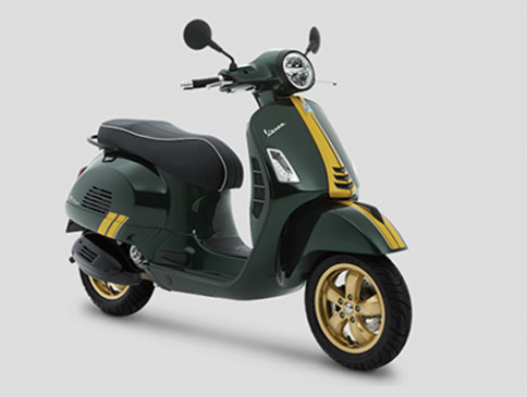 เวสป้า Vespa GTS 300 Super HPE Racing Sixties MY2020 ปี 2020