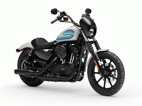 ฮาร์ลีย์-เดวิดสัน Harley-Davidson-Sportster Iron 1200-ปี 2019