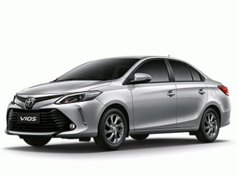 โตโยต้า Toyota Vios 1.5 Mid MY19 ปี 2019